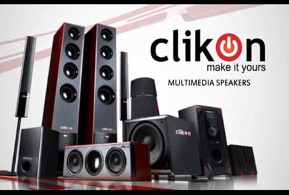 Clikon Electronics & Home Appliances
