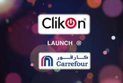 Clikon Launch at Carrefour