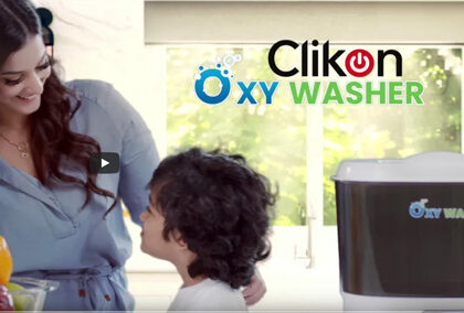 Clikon Oxy washer - Fruits and vegetable cleaner CK4275